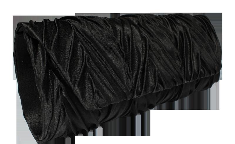 Černé plesové psaníčko MQ0969 Black