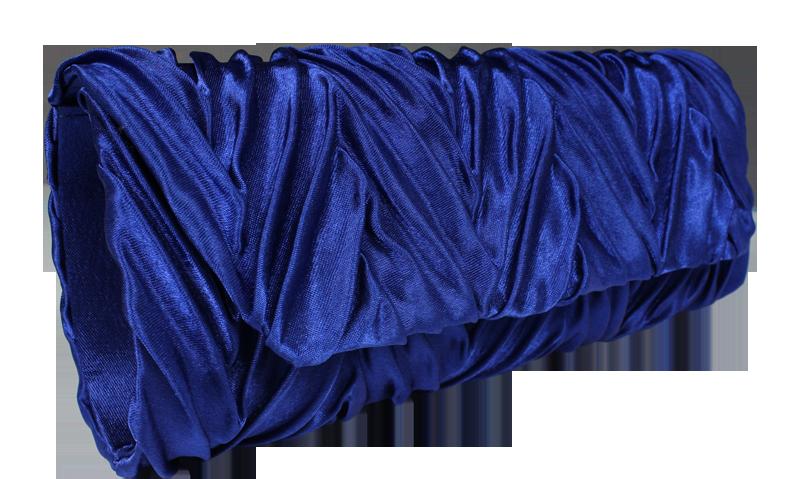 Modré plesové psaníčko MQ0969 Blue