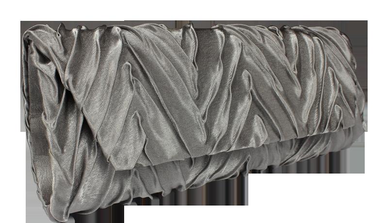 Šedé plesové kabelky MQ0969 Gray