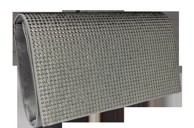 Plesová kabelka MQ11602 DK.Gray