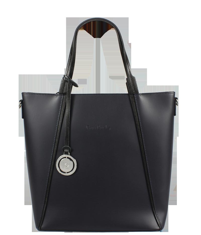 Luxusní kabelka Pierre Cardin 1513 Ruga Navy Luxusní kabelka Pierre Cardin 1513 Ruga Navy