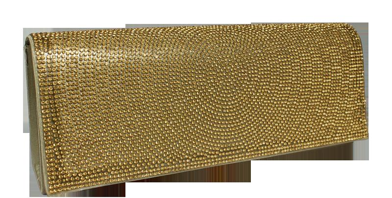 Plesová kabelka MQ20277 Khaki 5582e9e502a
