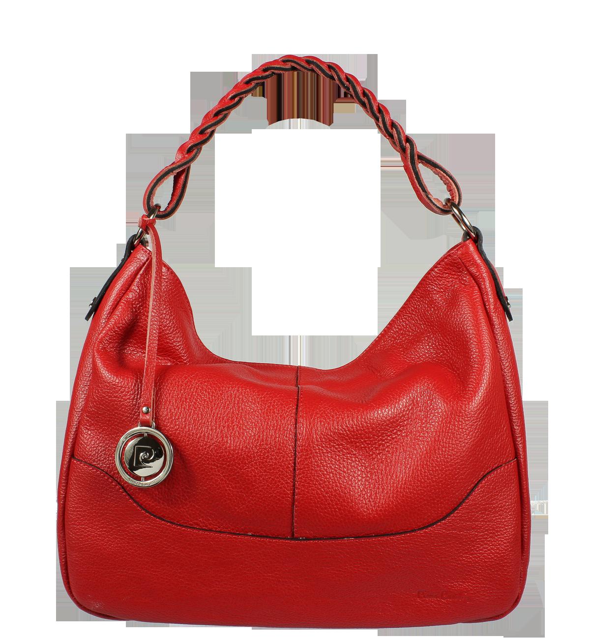 Červená kabelka Pierre Cardin 5320 Dollaro Rosso Červená kabelka Pierre Cardin 5320 Dollaro Rosso