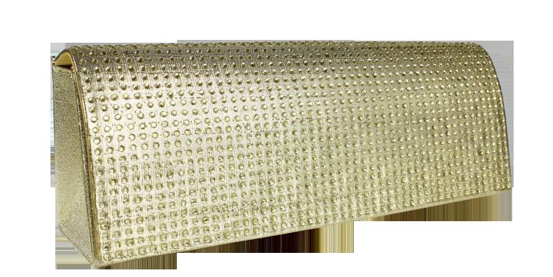 Plesová Kabelka MQ11433 LT.Gold