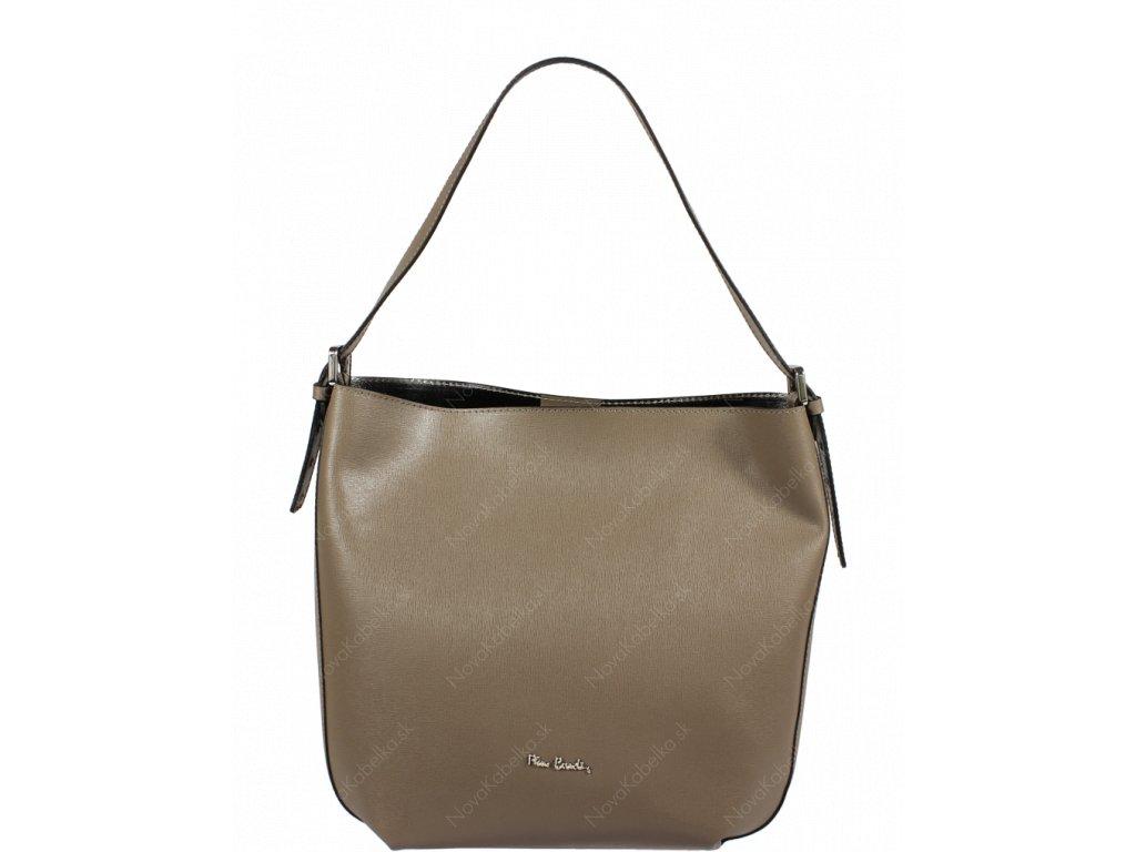 Obľúbená kabelka Pierre Cardin 5311 Frenzy Terra