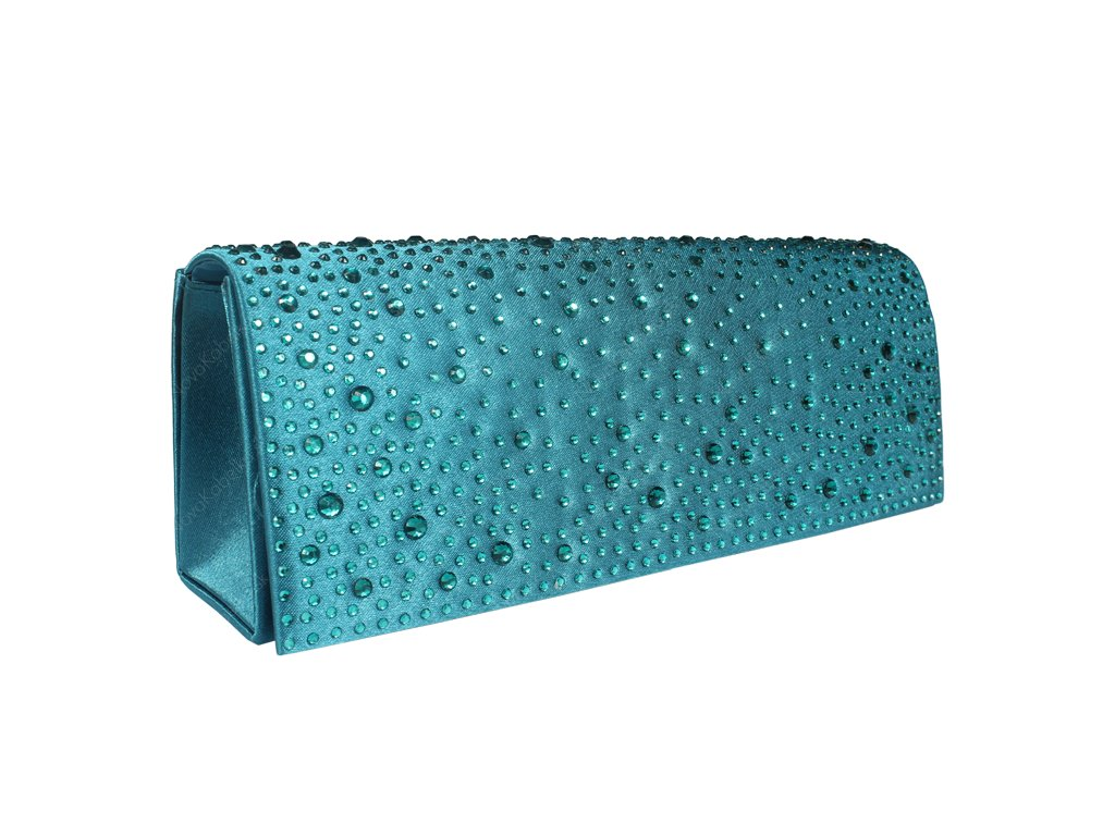 MQ11654 P. Blue - Talianske kožené kabelky 25098dbf3ce