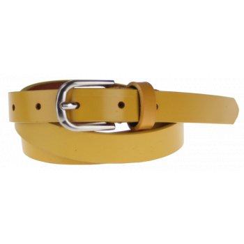 Cintura Liscio (1,8 cm) (Farba opasku žltá)