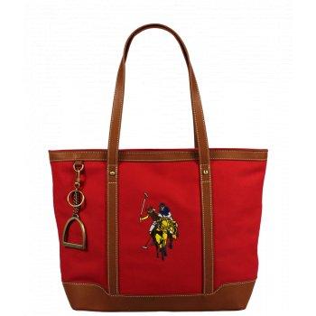 U.S. Polo Assn BAG081-S6/02 Red