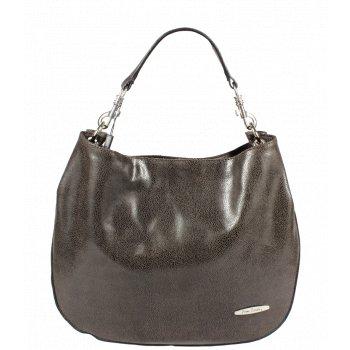 Veľká kabelka v hnedej farbe Pierre Cardin 1438 Brina T.Moro