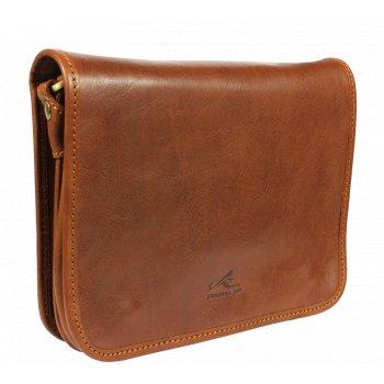 Malá kožená kabelka Cristina Rui 8801