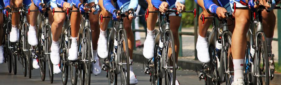 Cyklistické ponožky