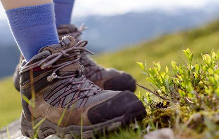 Turistické ponožky