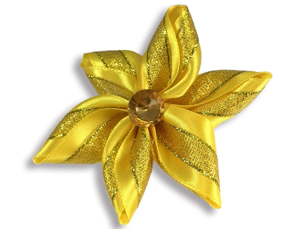 hvezda zlata zluta opt