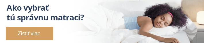 Ako vybrat matrac