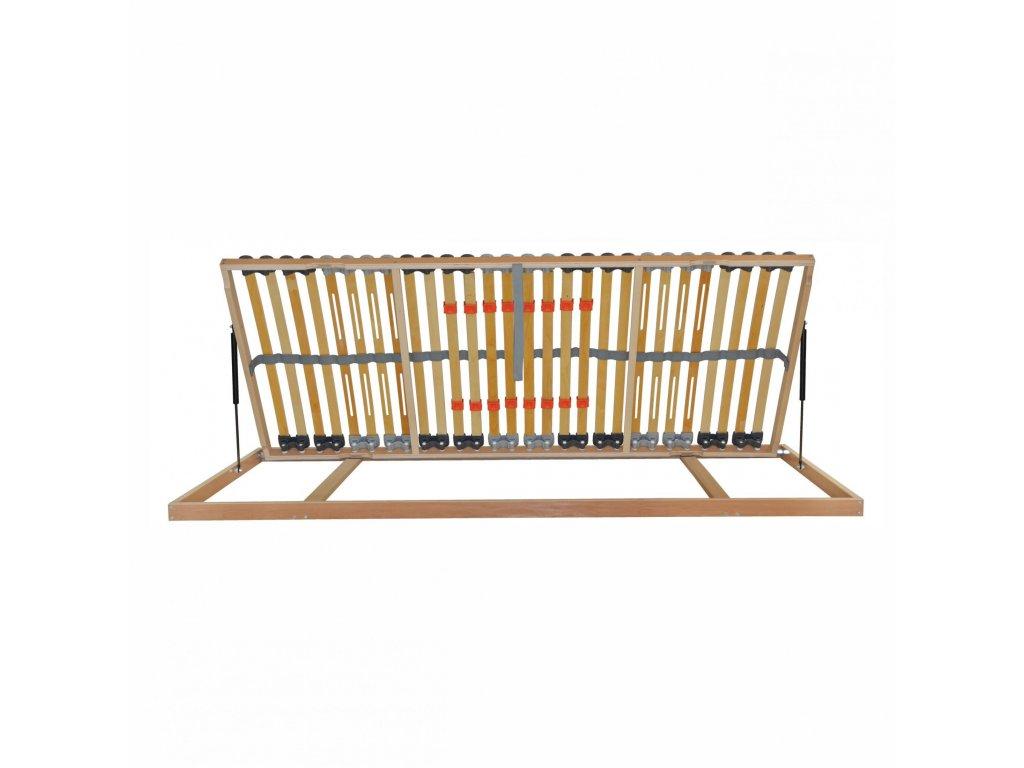 NOON Select 8V bočný výklop - lamelový rošt (Rozmery roštu (šírka x dĺžka) 100 x 200 cm)