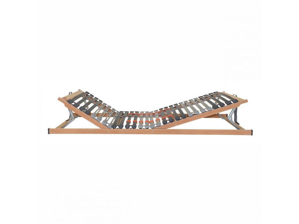 NOON Select 8V s polohovaním hlavy a nôh - lamelový rošt (Rozmery roštu (šírka x dĺžka) 100 x 200 cm)