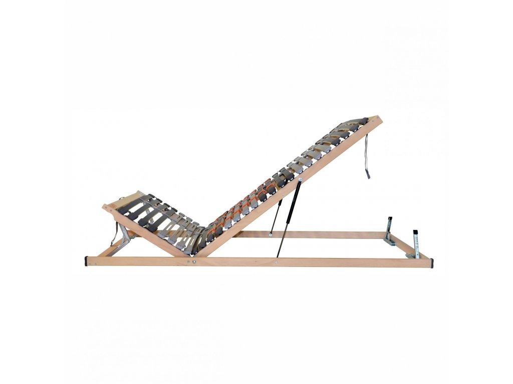 NOON Select 8V výklop od nôh - lamelový rošt (Rozmery roštu (šírka x dĺžka) 100 x 200 cm)