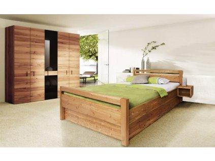 4475 michaela postel s uloznym prostorem masivni borovice