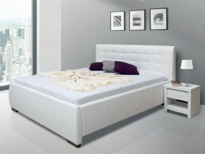 Agnes I čalouněná postel
