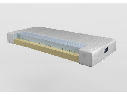 Jessica DUO 22 - penový matrac (poťah Silver style, Rozmery (šírka x dĺžka) 100 x 200 cm)