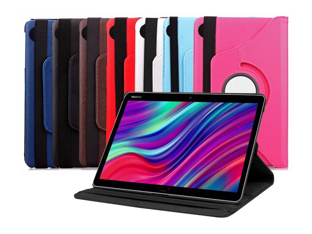 Otočné pouzdro pro Huawei Mediapad M5 Lite 10 10.1 BAH2-W19 Wi-Fi BAH2-L09 LTE