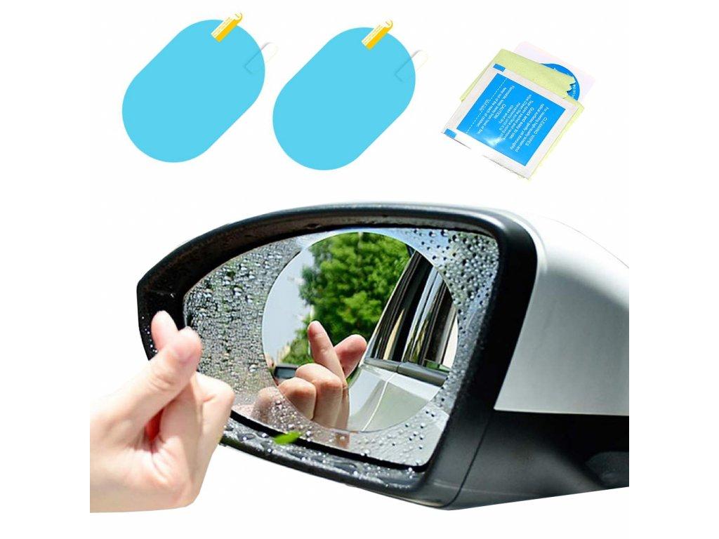 Fólie proti dešti s nano filmem pro zpětná zrcátka automobilů