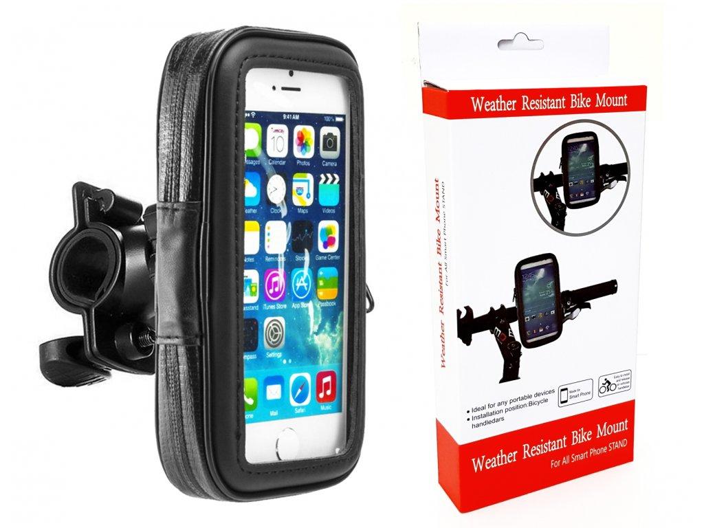Odolné pouzdro s držákem mobilního telefonu na kolo koloběžku motocykl čtyřkolku