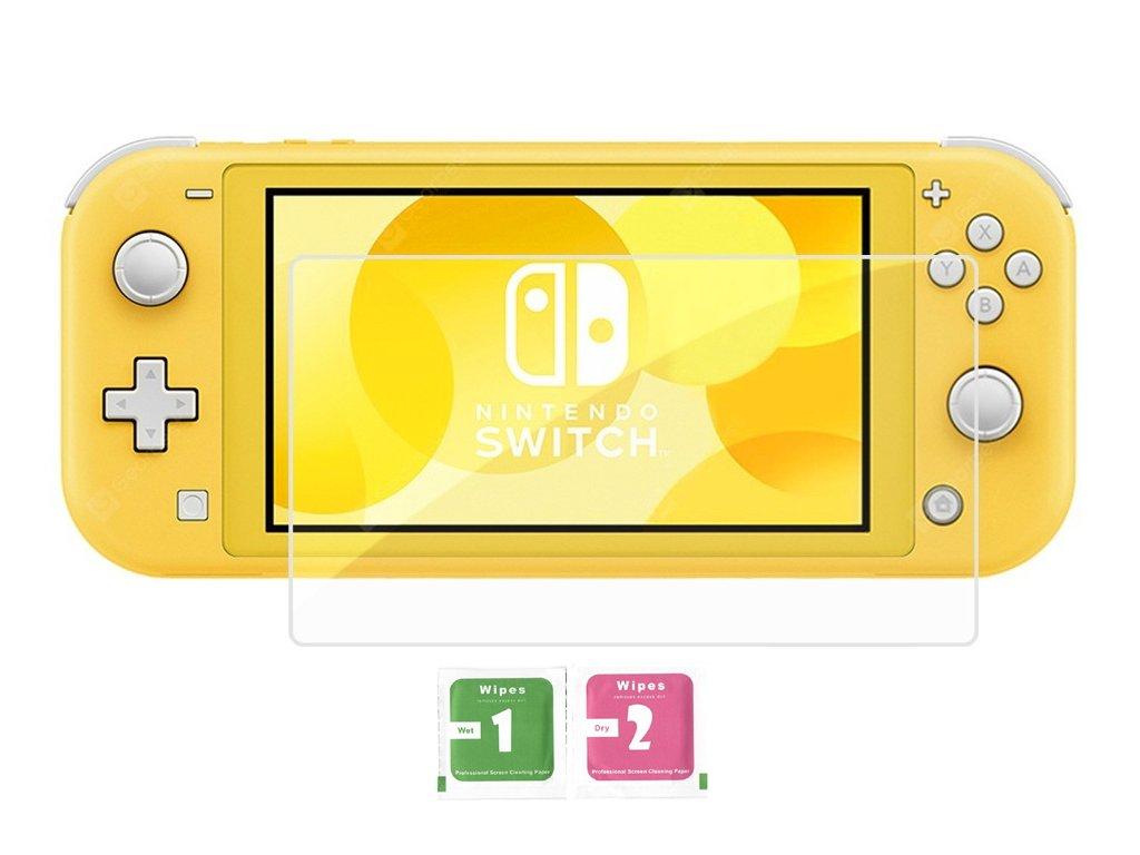 Ochranné tvrzené sklo pro Nintendo Switch Lite