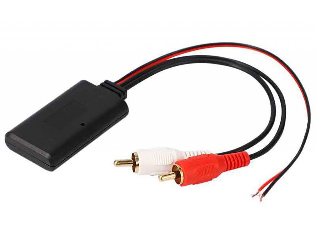 Bluetooth A2DP modul pro autorádio RCA AUX