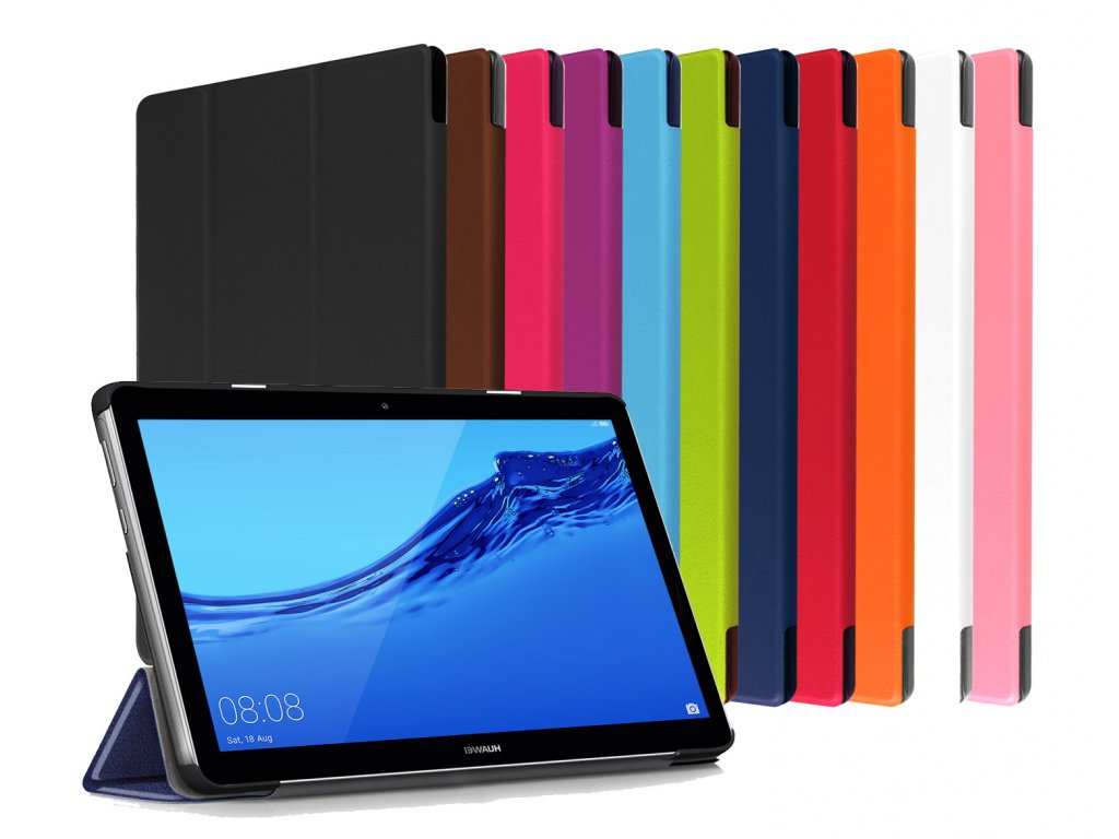 Luxury skládací pouzdro pro Huawei Mediapad T5 10 AGS2-W09 AGS2-W19 AGS2-L03/L09