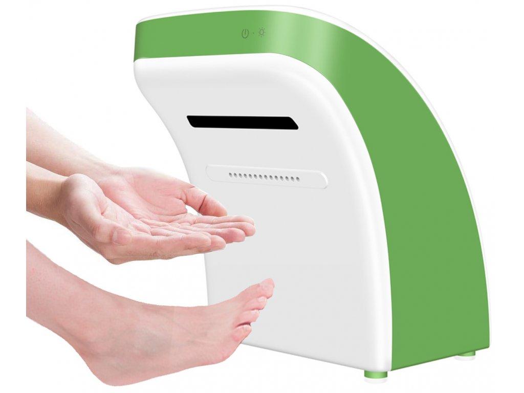 Vysoušeč, ohřívač nohou, rukou – Footzone