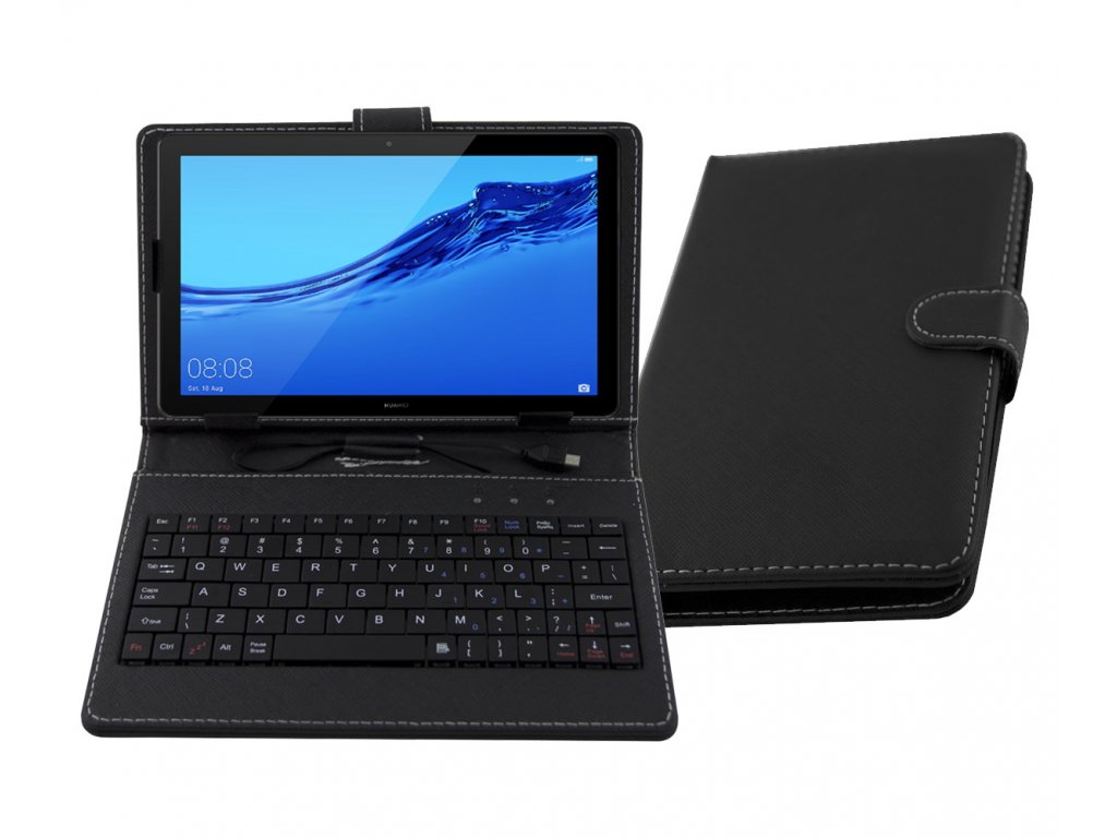Pouzdro s klávesnici pro Huawei Mediapad T5 10 AGS2-W09 AGS2-W19 AGS2-L03/L09