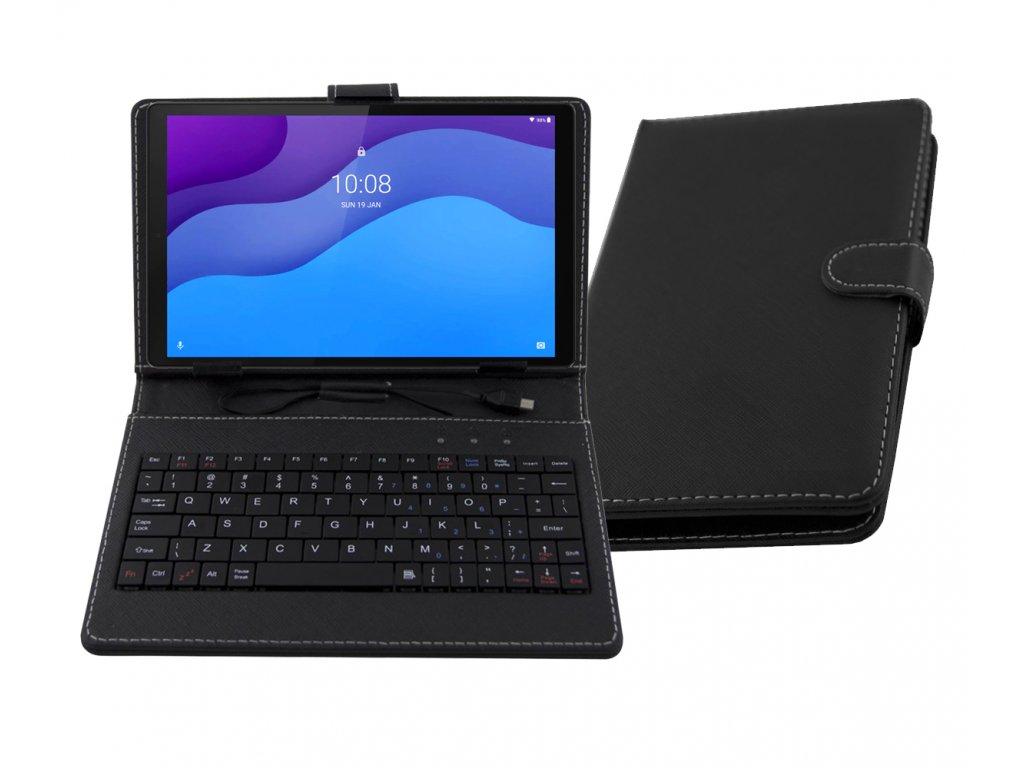 Pouzdro s klávesnici pro Lenovo Tab M10 Gen2 TB-X306X TB-X306F