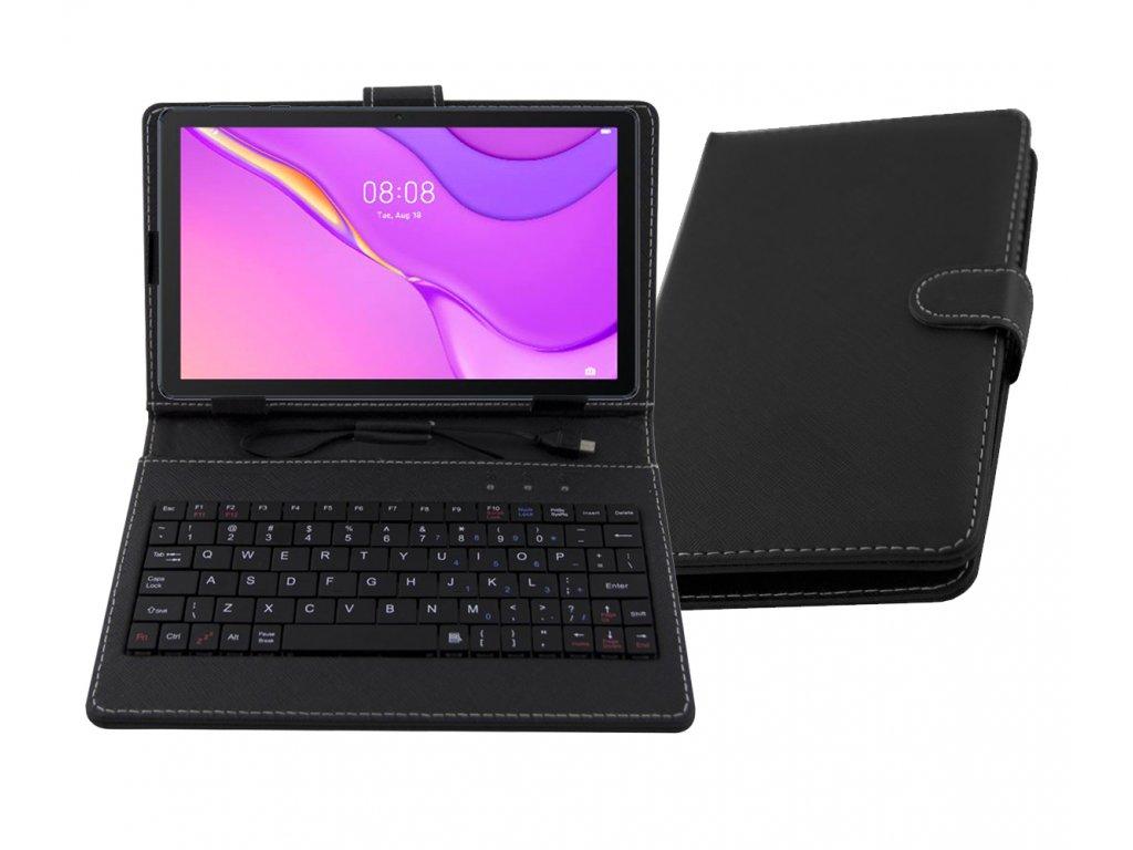 Pouzdro s klávesnici pro Huawei Matepad T10 T10s 10.1 AGS3-L09 AGS3-W09