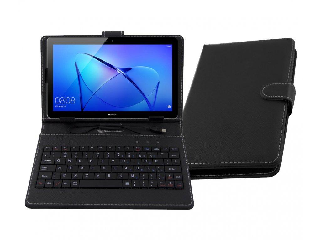 Pouzdro s klávesnici pro Huawei Mediapad T3 10 9.6' AGS-W09 AGS-L09