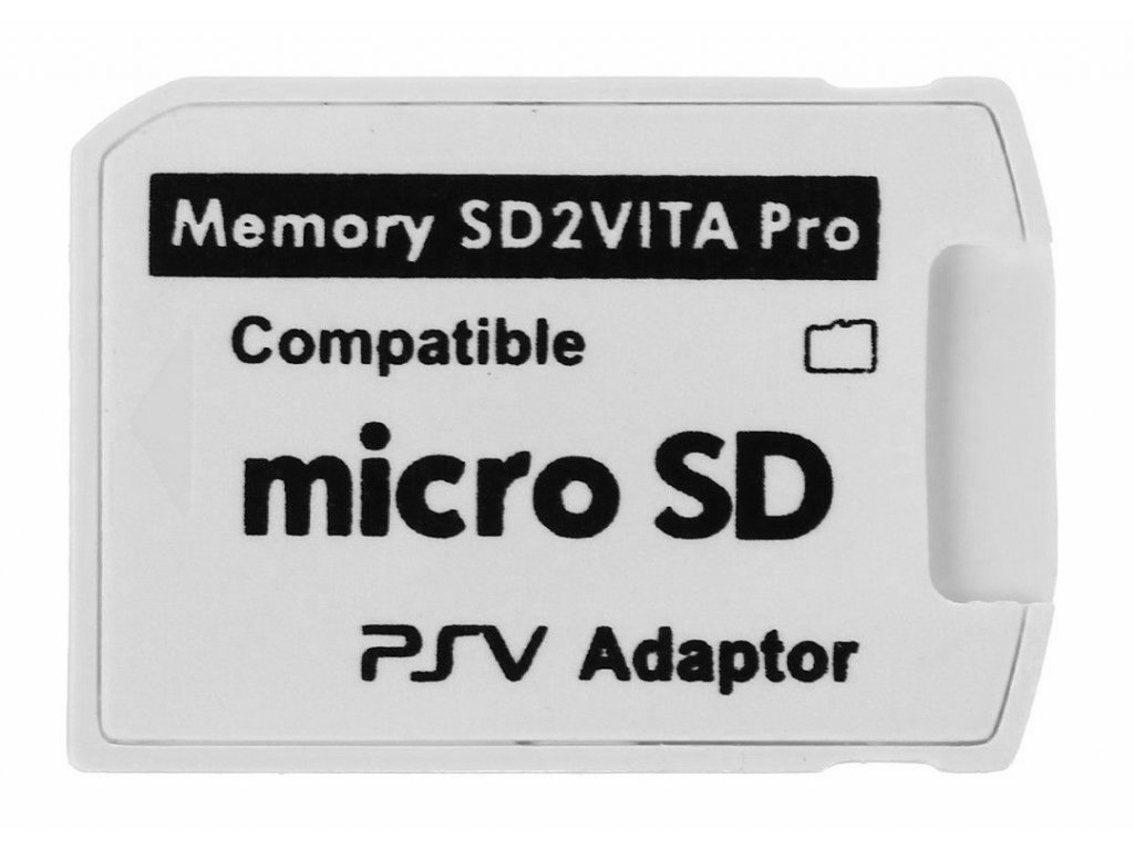 Adaptér SD2VITA ver. 5.0 pro PS Vita Slim Fat