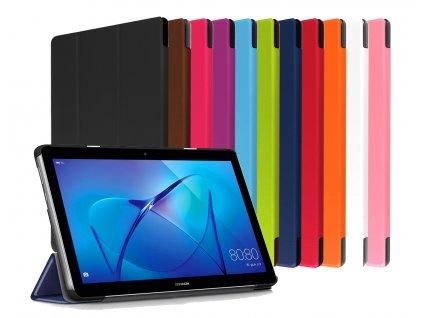 Luxury skládací pouzdro pro Huawei MediaPad T3 10 9.6' AGS-W09 AGS-L09
