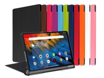 Luxury skládací pouzdro pro Lenovo Yoga Smart Tab YT-X705F, YT-X705L