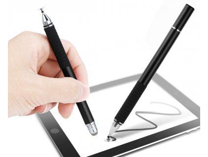 Přesné kapacitní pero určené stylus pro tablet telefon nebo podobné zařízení