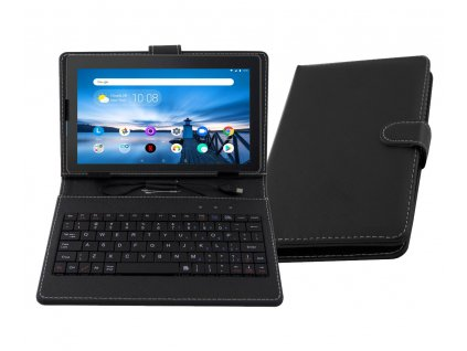 Pouzdro s klávesnici pro Lenovo Tab E10 10.1 TB-X104F TB-X104L
