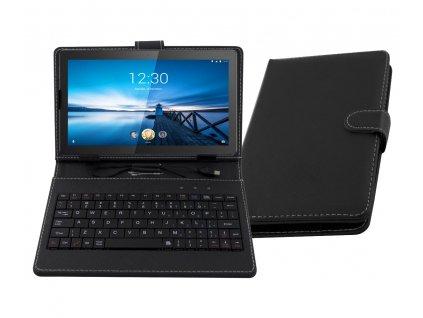 Pouzdro s klávesnici pro Lenovo Tab M10 10.1 TB-X605F TB-X605L TB-X505F/L