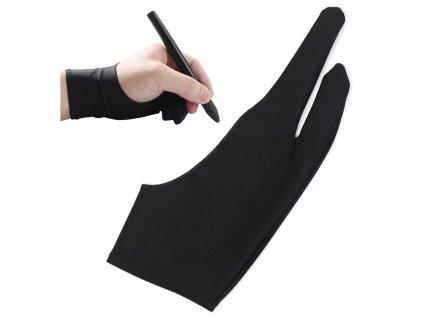 Ochranná rukavice na kreslení