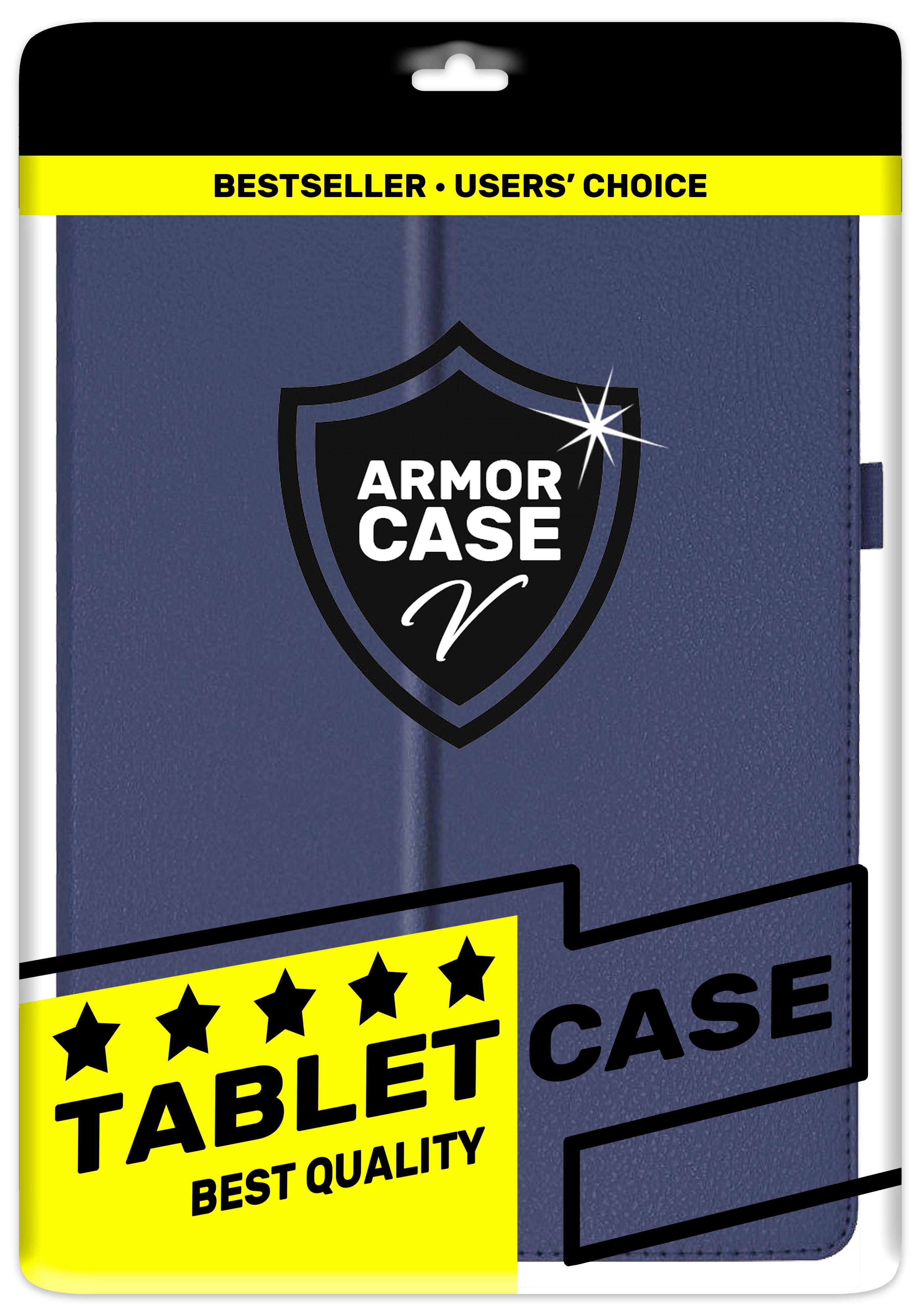 PouzdroTab skládací pouzdro pro Lenovo Tab M10 FHD Plus 10.3 TB-X606F/L TB-X606X 5903802410129 Barva: Modrá