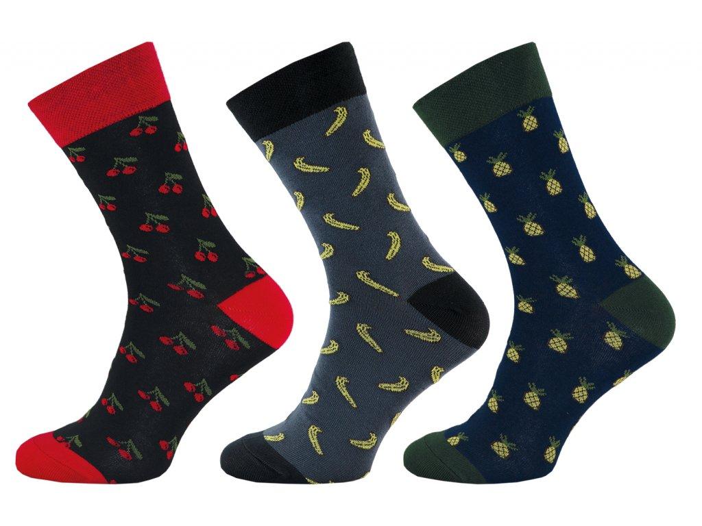 Ponožky Happy Socks vzor  - NOVINKA