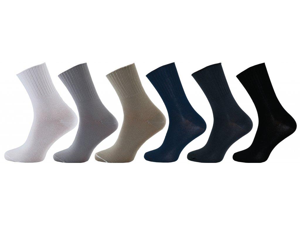 Dámské ponožky Lycra DIABET - NOVINKA