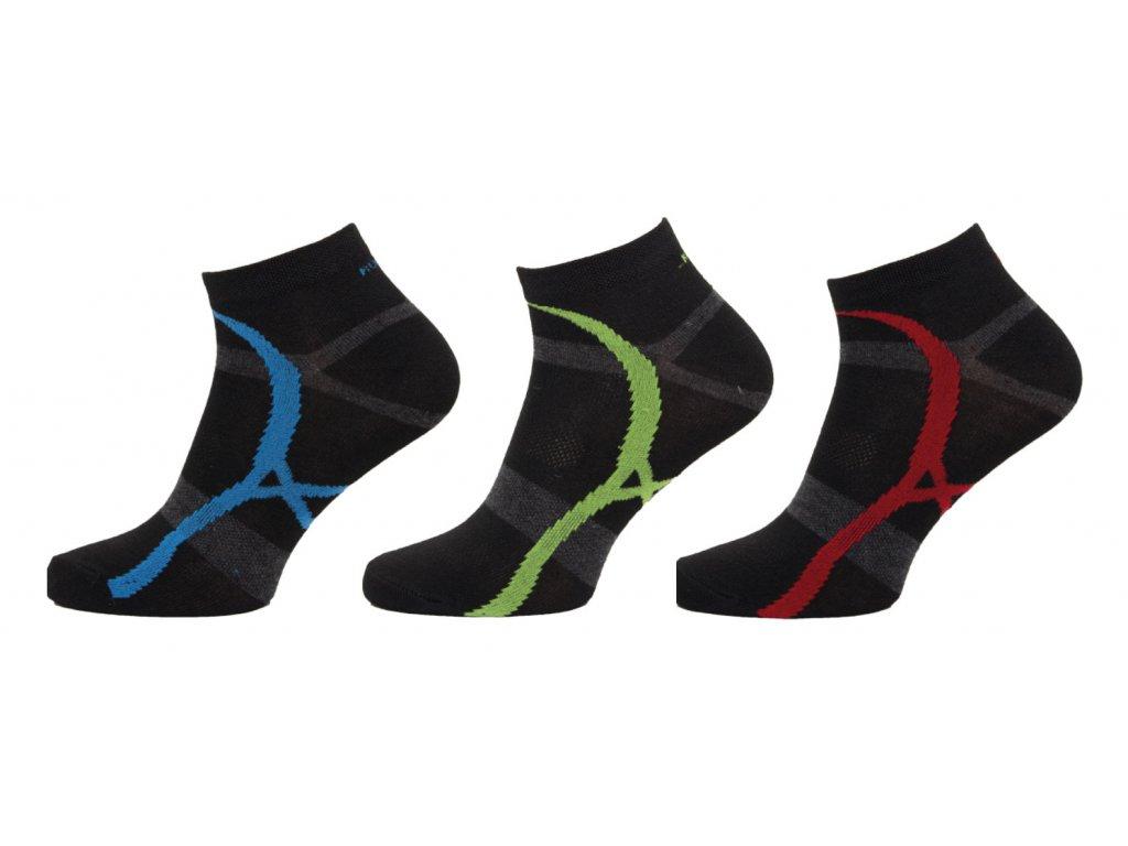 Pánské kotníkové ponožky 1128 (Velikost 29-31)