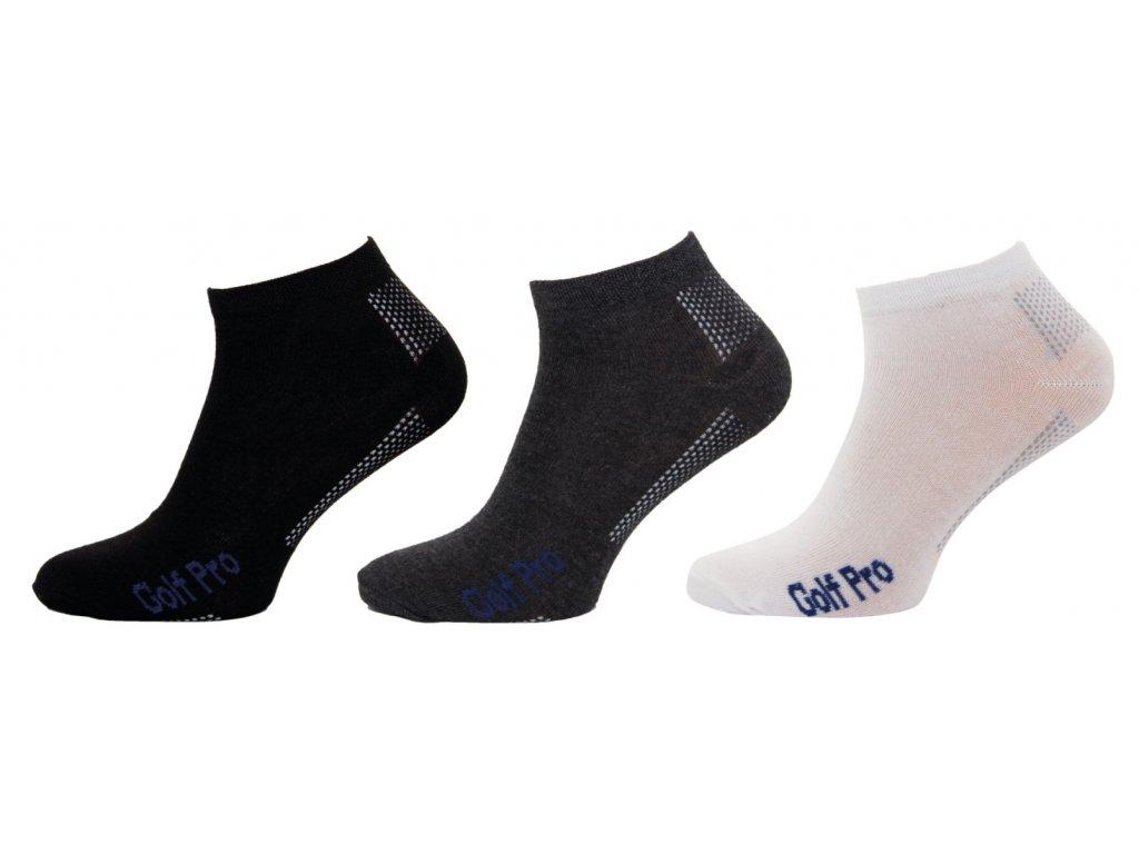 Pánské kotníkové ponožky 1129 (Velikost 29-31)