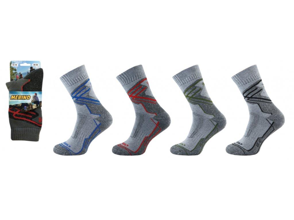 Ponožka MERINO