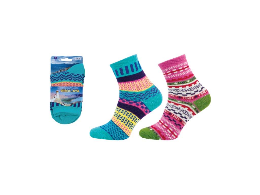 Dámské ponožky HIMALAYA