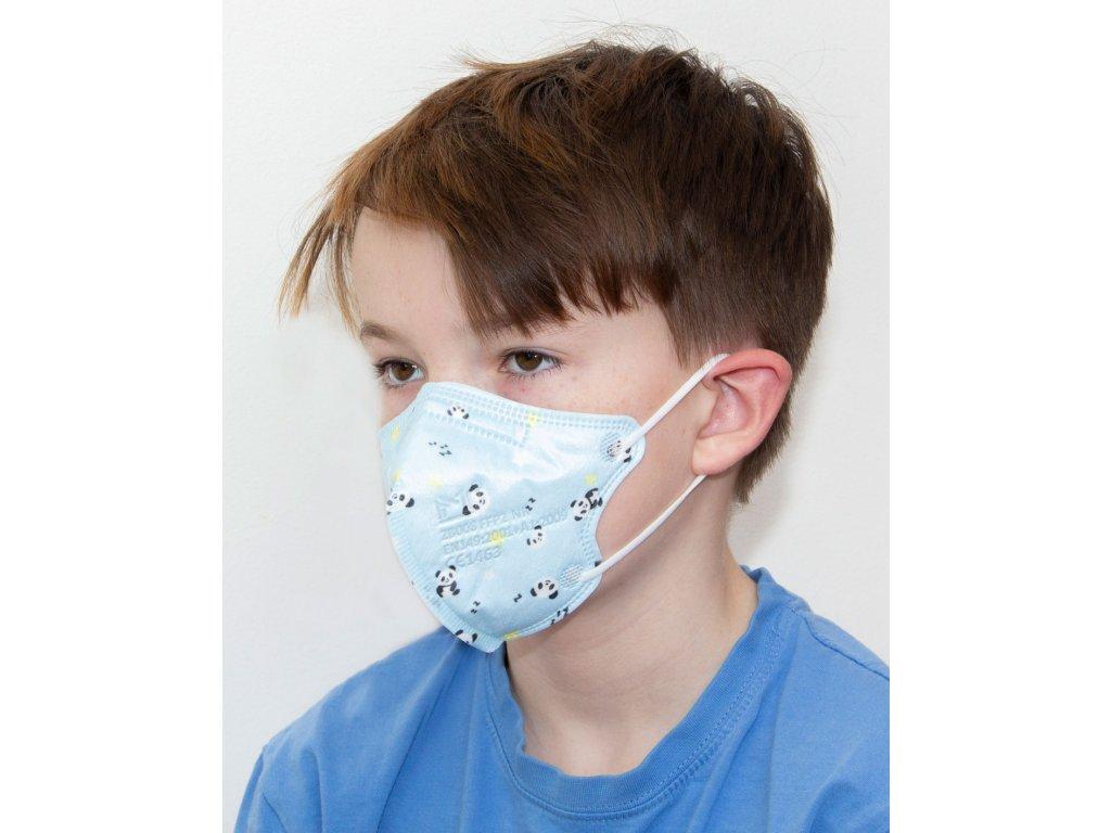 Respirátor FFP2 - dětský - vzor DF
